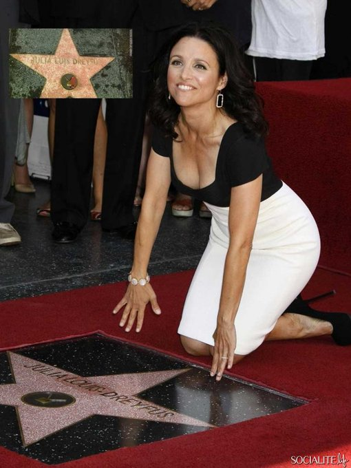 Happy Birthday to Julia Louis-Dreyfus, who turns 56 today!