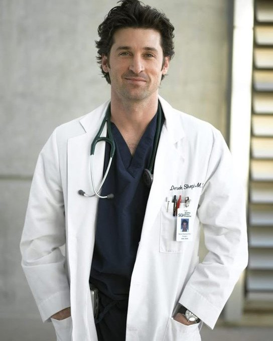 Happy Birthday to Patrick Dempsey, who turns 51 today!