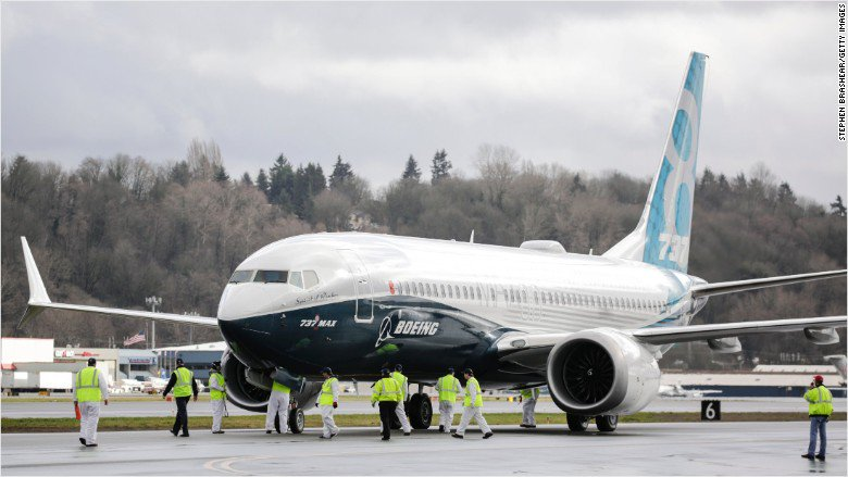 Boeing snags huge 737 Max order from India's SpiceJet