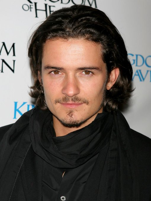 Happy birthday Orlando Bloom, wish you all the best! :)