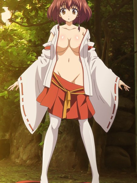 St.E-hentai.Site Nuki Doki! Tenshi to Akuma no Sakusei Battle – Revolution Episode 1
