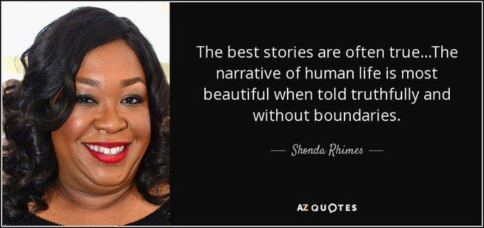 HAPPY BIRTHDAY   Shonda Rhimes