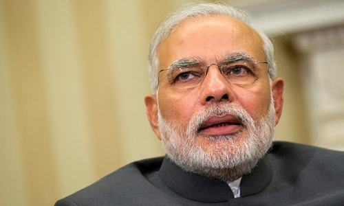 Official shunted for release of Modi's college details