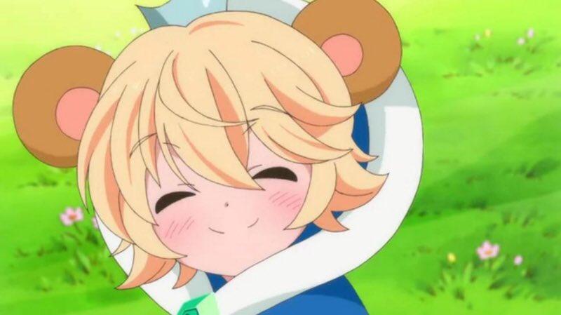 ユリ熊嵐めっちゃよかっためっちゃ泣いた()最初世界観ついてくの大変だったけど途中から面白くなる🐻♡推しはみるん王子(まさ