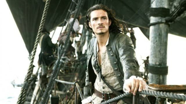 Happy birthday to Will Turner...I mean, Orlando Bloom!