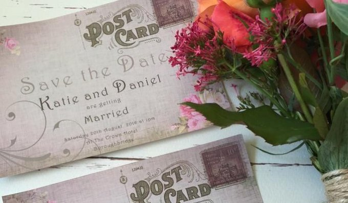 FREEBIEFRIDAY: WIN 50 towards your wedding stationery from WagtailD: