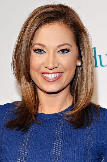 Happy Birthday Ginger Zee