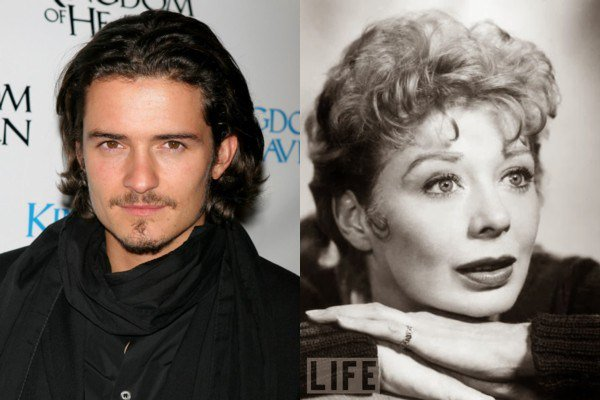 January 13: Happy Birthday Orlando Bloom and Gwen Verdon