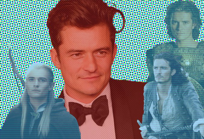 Happy Birthday Orlando Bloom! We love his acting in Lord of the Rings. What was your favorite role he played?