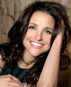 Happy Birthday to the charming and delightful Julia Louis Dreyfus, born January 13th, 1961, in New York City.