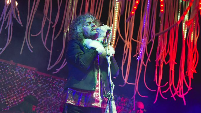 Happy birthday Wayne Coyne! Check out our 2013 Q&A with the Flaming Lips\ frontman