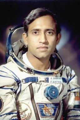 Happy Birthday to Rakesh Sharma, Indian Air Force test and