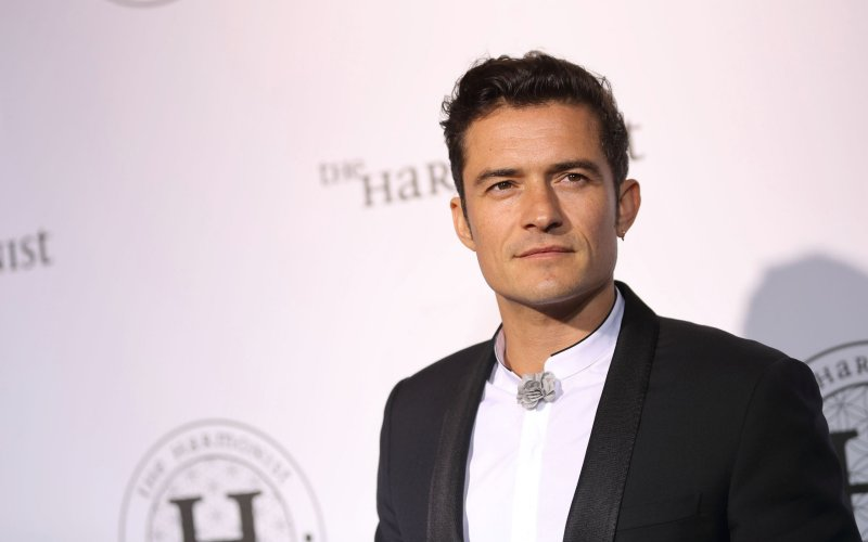 Happy birthday, Orlando Bloom. And thank you for showing us that a dick is just a dick.