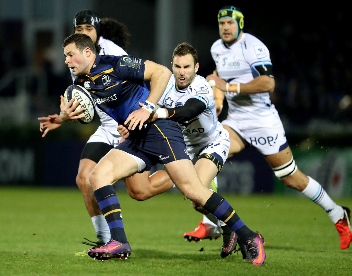 .@leinsterrugby straight out of the blocks and not messing around with securing this QF spot! #LeinsterBlue #LEIvMON https://t.co/Im0KsJMQbc