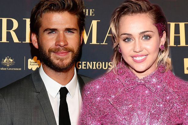 Miley Cyrus Wishes Her Favorite Being Liam Hemsworth a Happy Birthday With Heartfelt Post