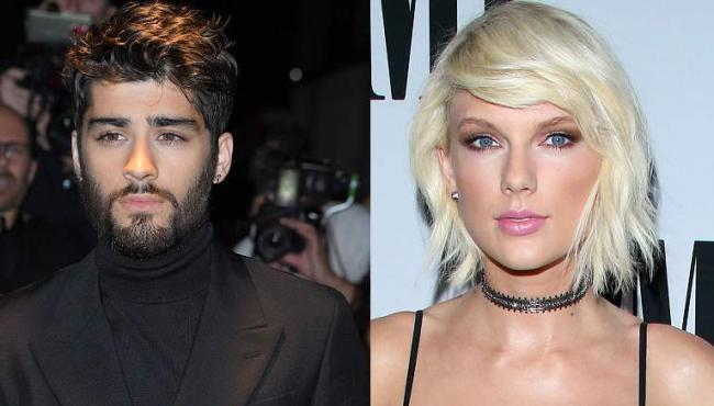 Taylor Swift Wishes Zayn Malik Happy Birthday With New Music Video Teaser