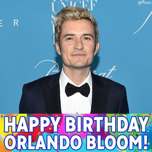 Happy Birthday, Orlando Bloom! The Pirates of the Caribbean and Lord of the Rings star turns 40 today.
