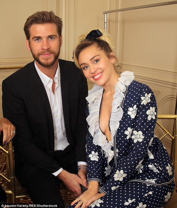 Miley Cyrus\ Happy Birthday Post for Liam Hemsworth Will Give You Warm, FuzzyFeelings