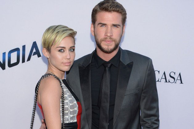 Miley Cyrus wishes Liam Hemsworth the \happiest birthday EVER\ on Instagram