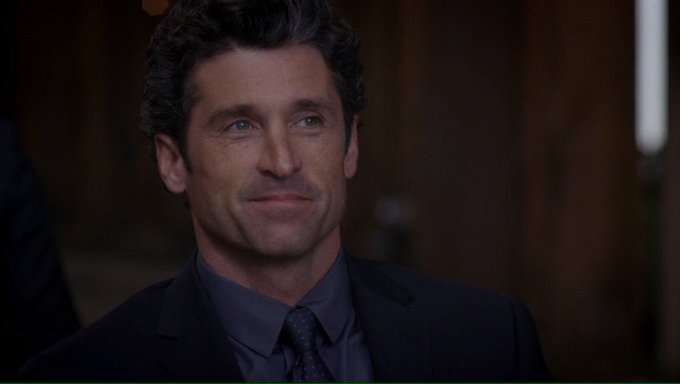 Happy birthday to the loml, Patrick Dempsey, 51 has never looked better.