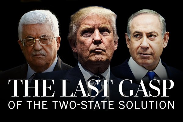 My latest, on the last gasp of the two-state solution https://t.co/nMuFcSOD8r https://t.co/ieTYj3jTN3