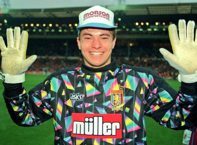 Happy Birthday to former Aston Villa player Mark Bosnich