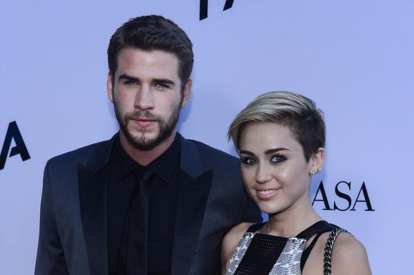 Miley Cyrus wishes Liam Hemsworth happy birthday: \I am beyond lucky\