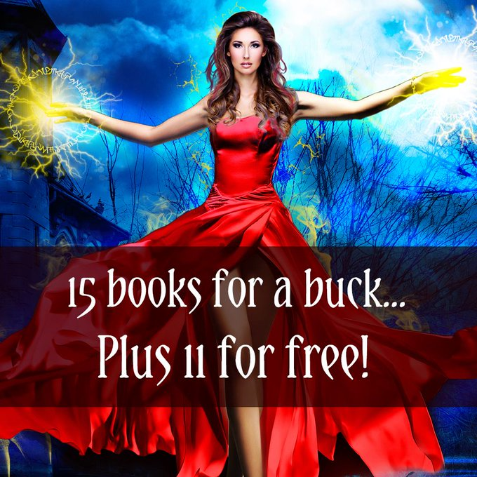 11 FREE books when you get 15 for 99c SPN PNR IARTG freebie mustread romance