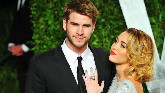 \Miley Gushes Over Her Best Friend Liam Hemsworth In Happy Birthday Mess...\  via