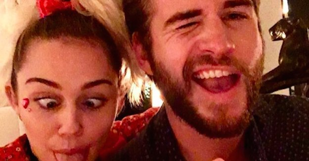 Miley Cyrus Posted The Sweetest Message Wishing Liam Hemsworth A Happy Birthday