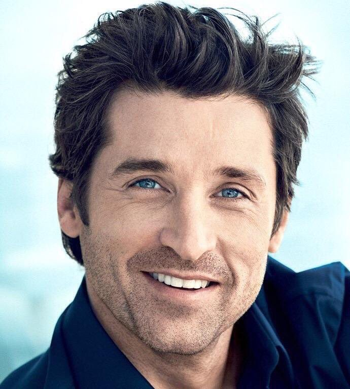 Happy Birthday Patrick Dempsey!!!  51 never looked so good