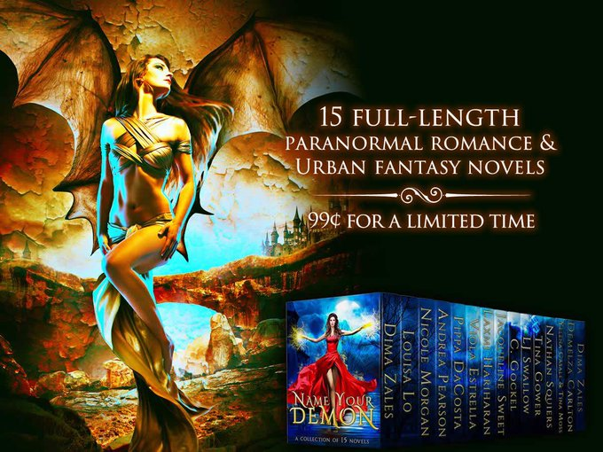 Get 15 books for 99c and get 11 more FREE SPN PNR IARTG freebie amreading authorRT