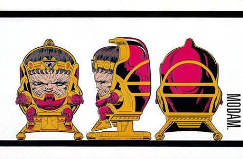 ディスク・ウォーズ参戦希望A.I.Mのモーダム/M.O.D.A.M.も、ディスク・ウォーズ:アベンジャーズの続編に初登場