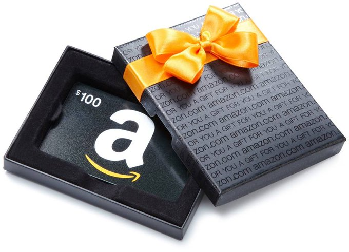 $100 Amazon Gift Card Giveaway #giveaway #win