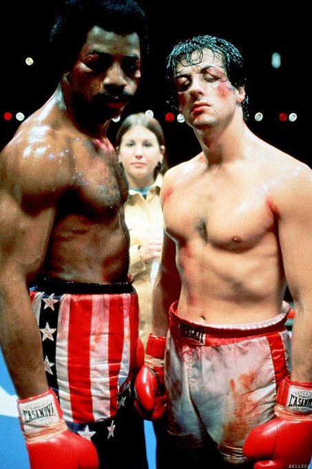 Happy 69th Birthday Carl Weathers