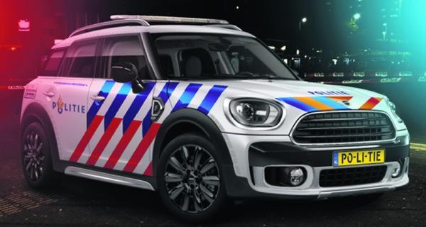 Politie in Mini