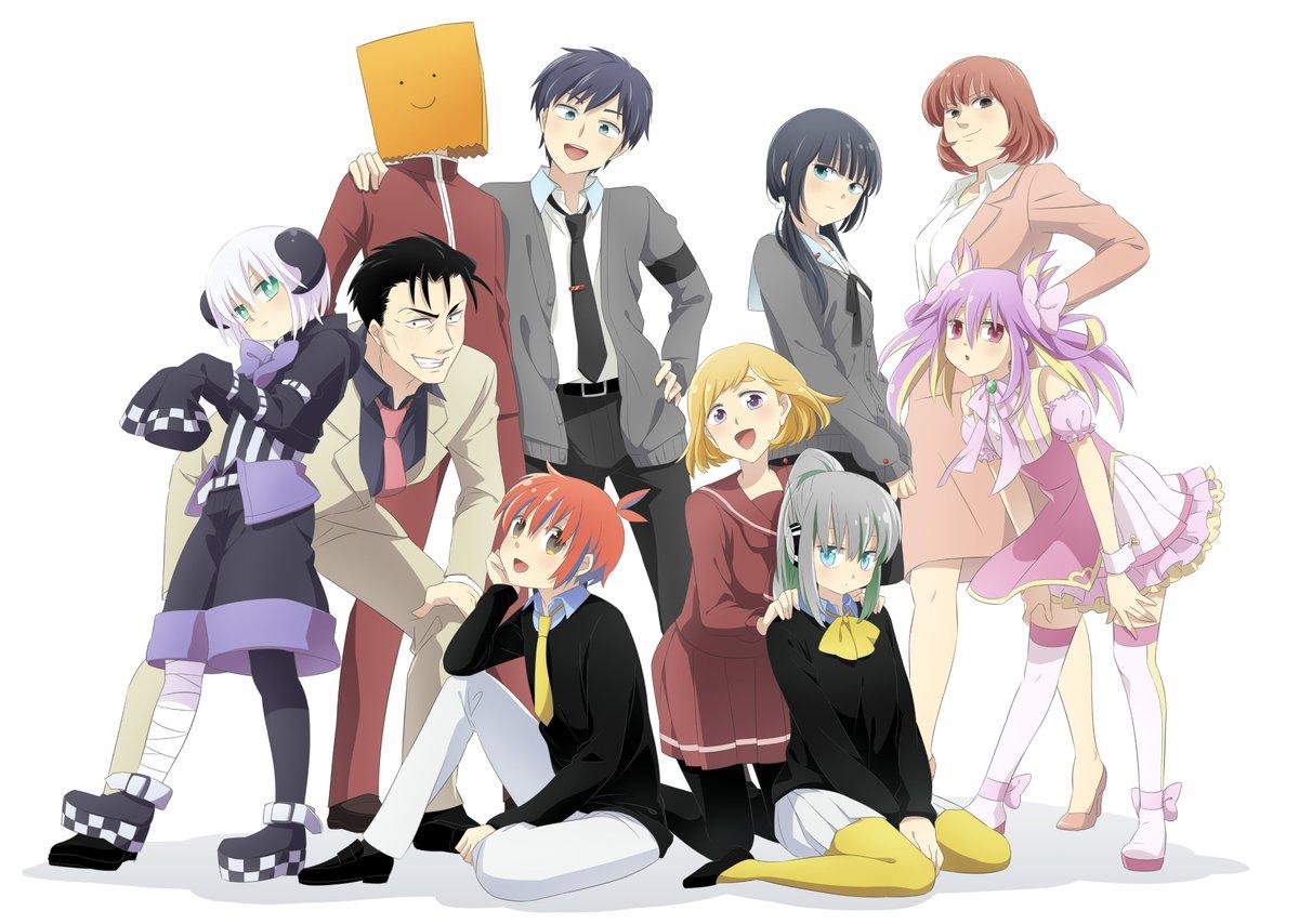comicoガンバ〜#ReLIFE #こえ恋 #非常勤勇者 #マジカルゴ #釘無ぼんに風が吹く! #comico