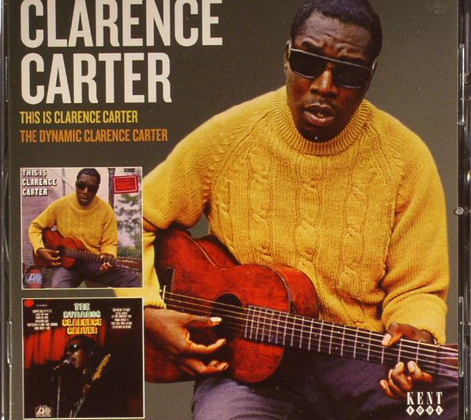 Happy Birthday to Clarence Carter, who turns 81 today!