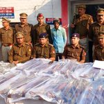 Illegal weapons seized across U.P