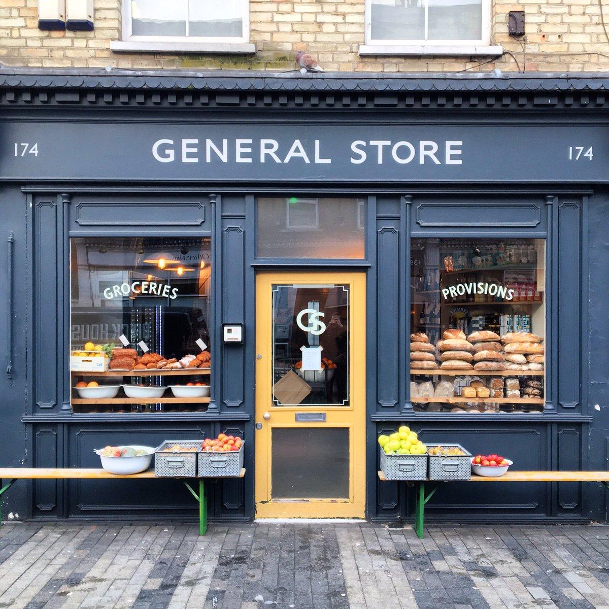 General Store London's Best Delis
