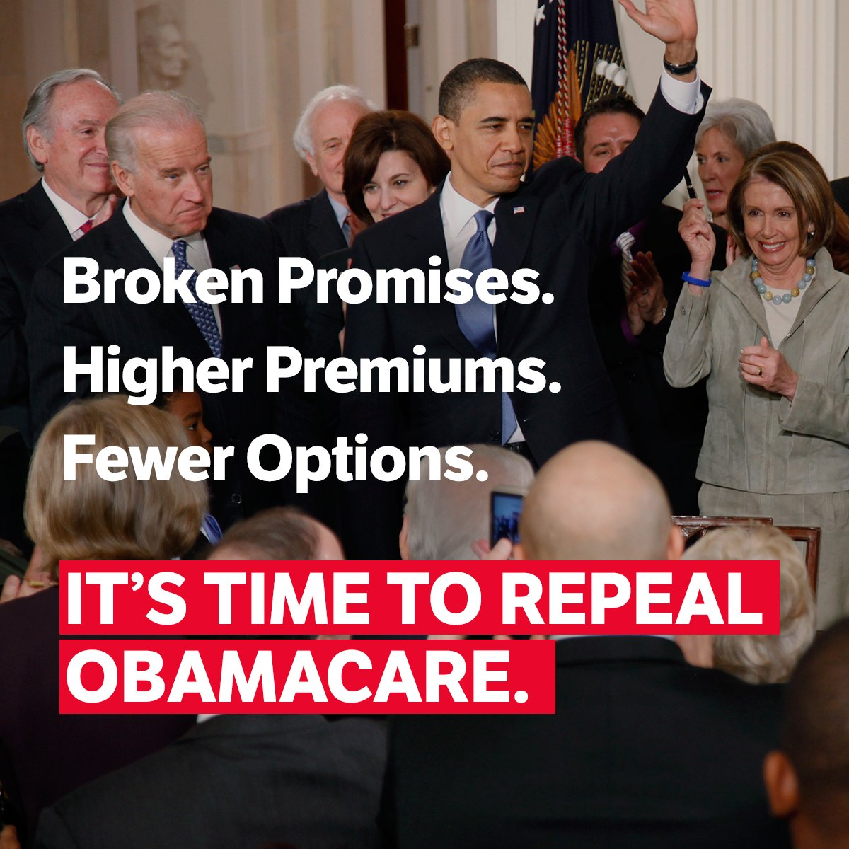 It's time to REPEAL OBAMACARE.  RT if you agree ⬇️ https://t.co/0Jveita069