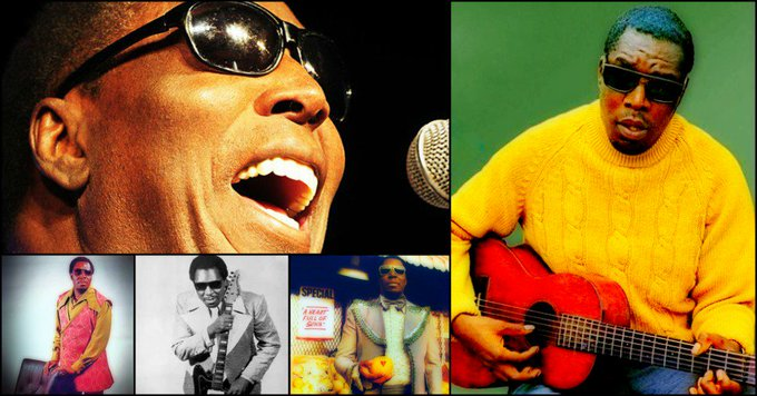 Happy Birthday to Clarence Carter (born January 14, 1936)