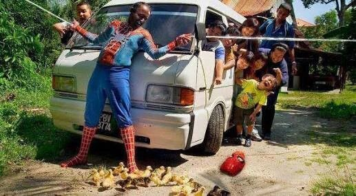 RT @zoelfism: Spider-man 2 (2004) Director of Photography: Bill Pope Director: Sam Raimi #WanPerfekSyot https://t.co/9K0EdxgLhW