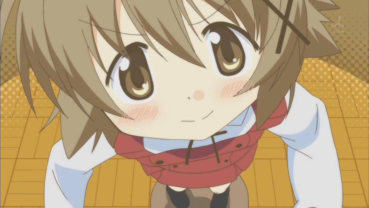 さてさて、今週の「ひだまりスケッチ×ハニカム」は「上からゆのさま」です。え!? ゆの様!?沙英さんとヒロさんがひだまり荘
