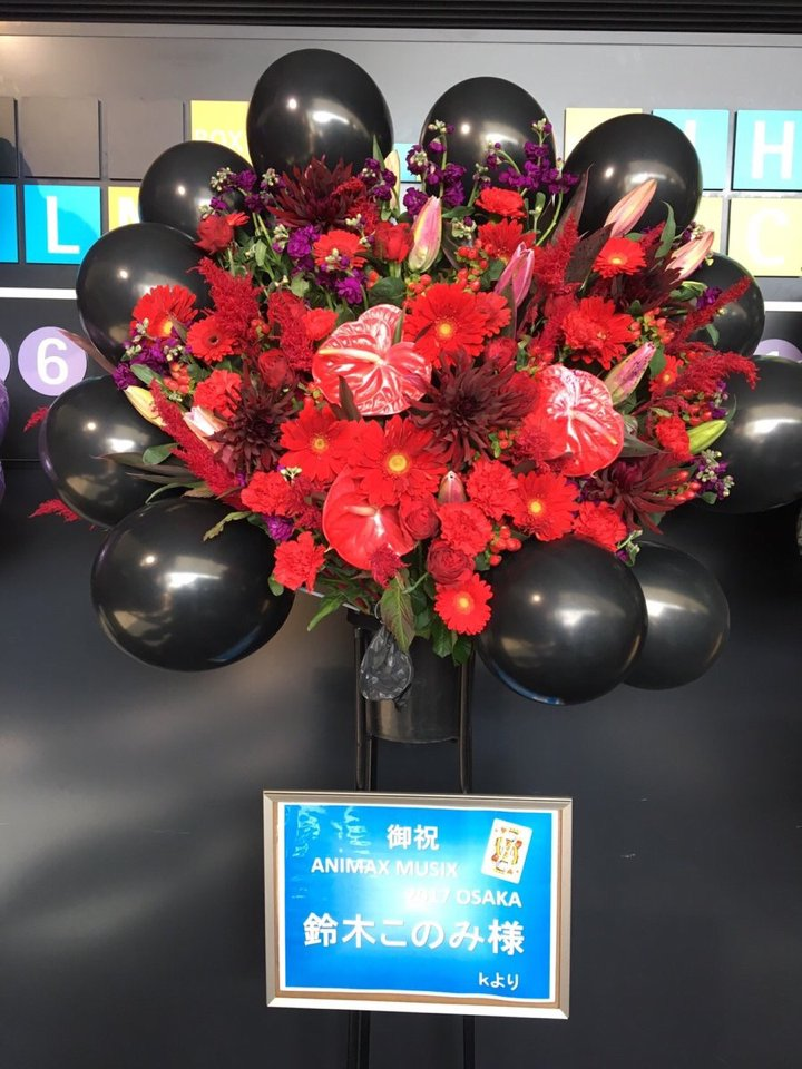 アニマ大阪2017 お疲れ様でしたー!このみん、Minamiさん、わぐちゃんとのコラボ。そして、ほか演者のパフォーマンス