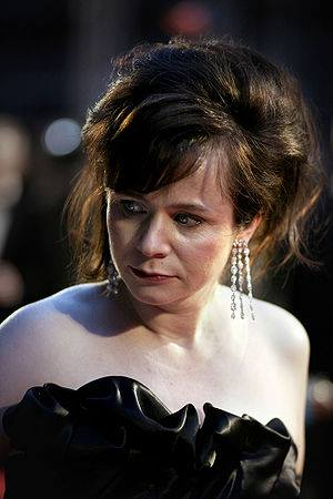 Happy Birthday. Today, Jan 14, 1967 Emily Watson, English actress was born.   (