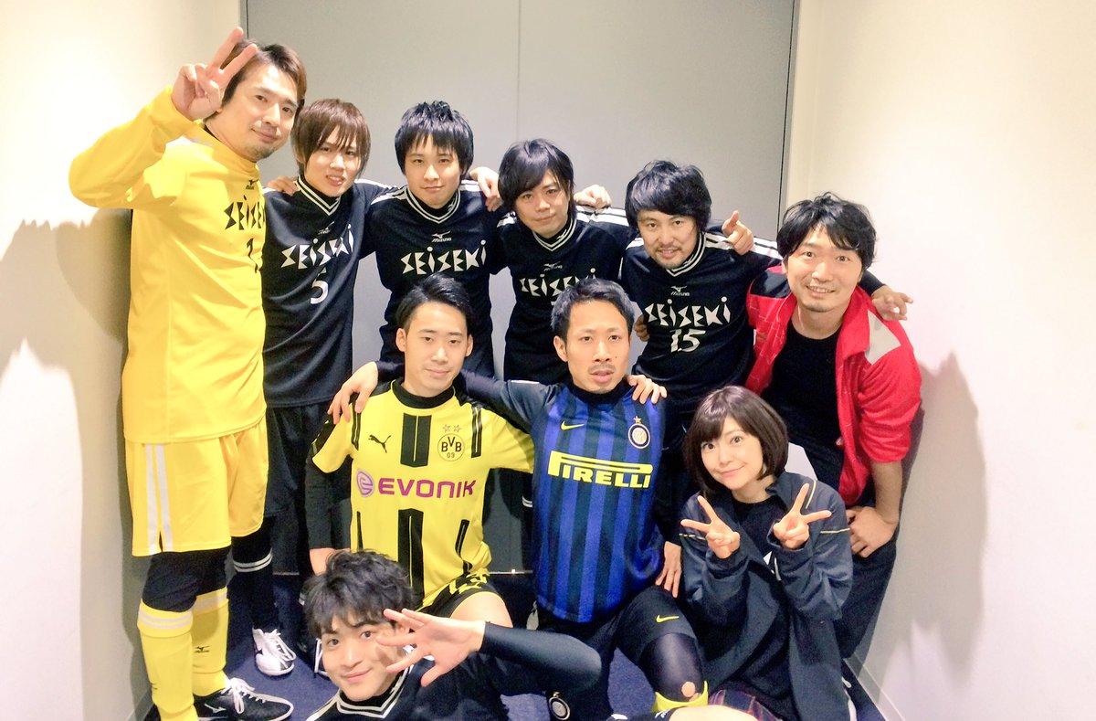 TVアニメ「DAYS」聖蹟高校サッカー選手権聖蹟高校の選手の皆様!本当にありがとうございました!全員素晴らしい選手なので