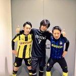 23番と7番と55番!#浪川大輔 さん#days_anime#聖蹟高校サッカー選手権
