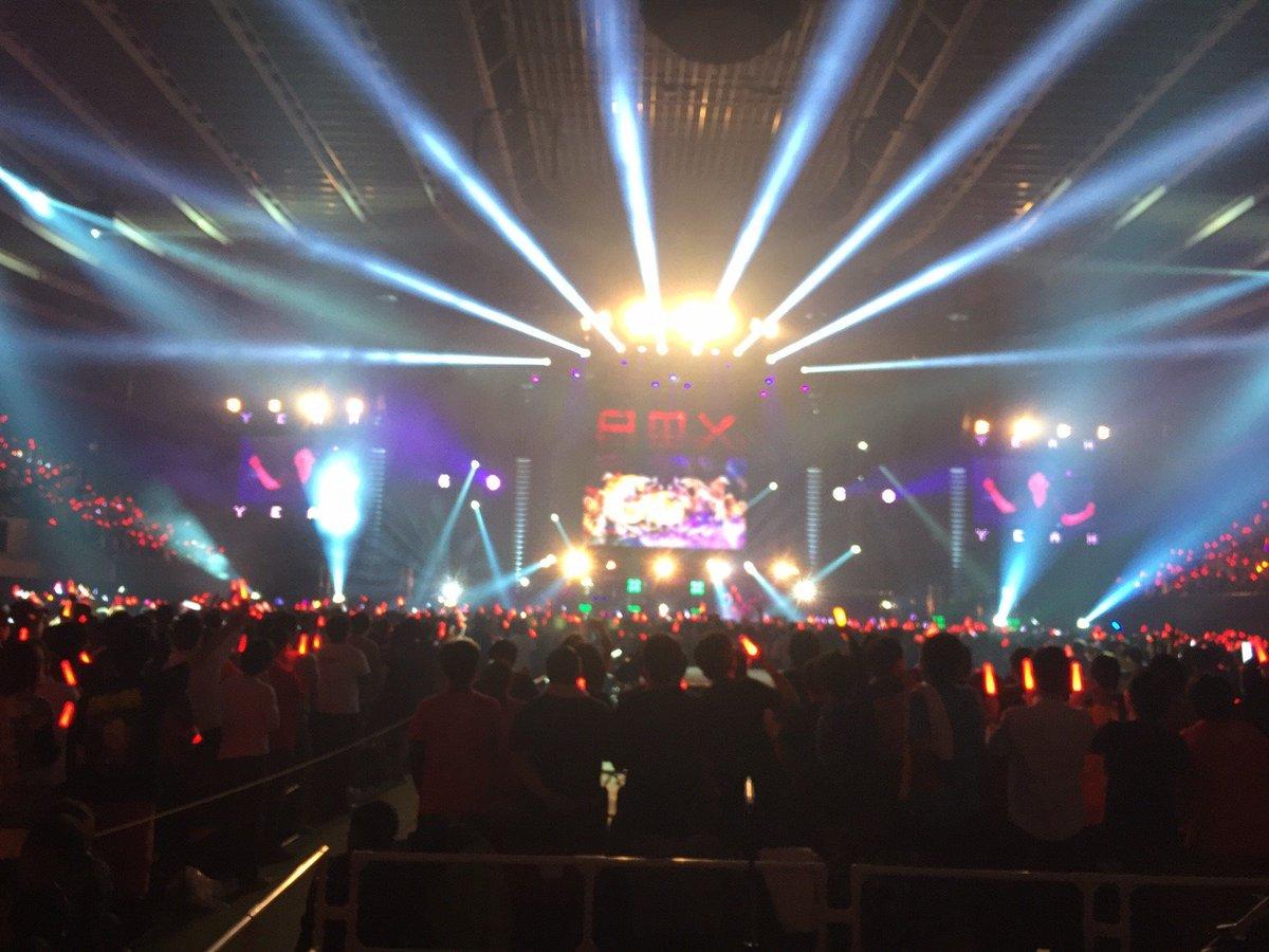 「ANIMAX MUSIX 2017 OSAKA」大阪城ホールいっぱいの皆さんの笑顔を、しっかり心に焼き付けたよ!Min