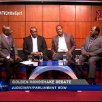 On The Spot: The row between Parliament and the Judiciary over Shs6B oil cash payments